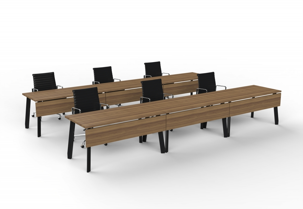 Preview of Agility | Training Configuration | Walnut Veneer