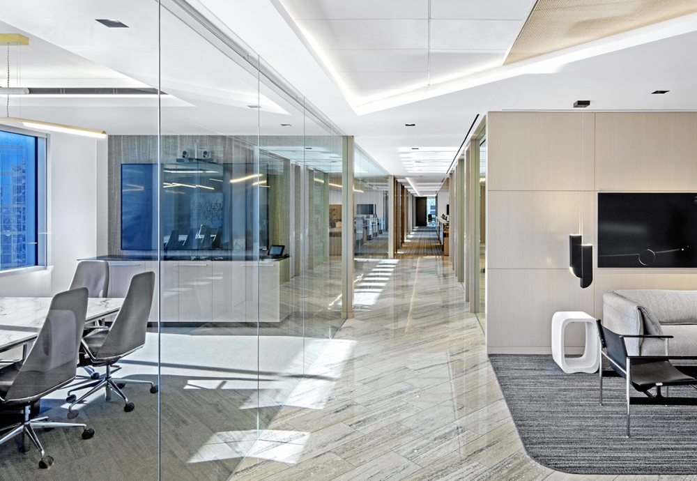 Preview of Crossbeam | Conference Table | COM Stone Top | Airlease Headquarters | HOK |