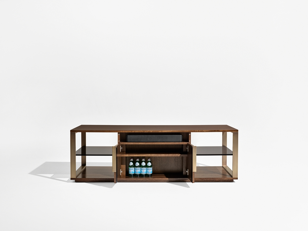 Preview of Forena   Media Island   M75 Thicket Paldao   Plated Bronze Details   Storage