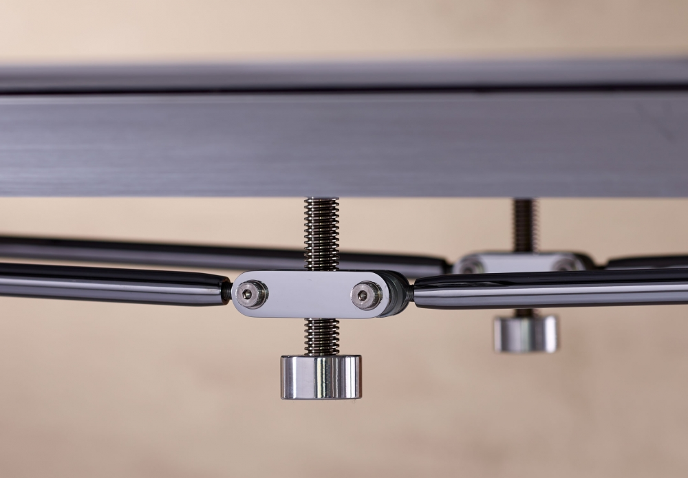 Preview of Kai   Camber Rail   Polished Chrome   Detail