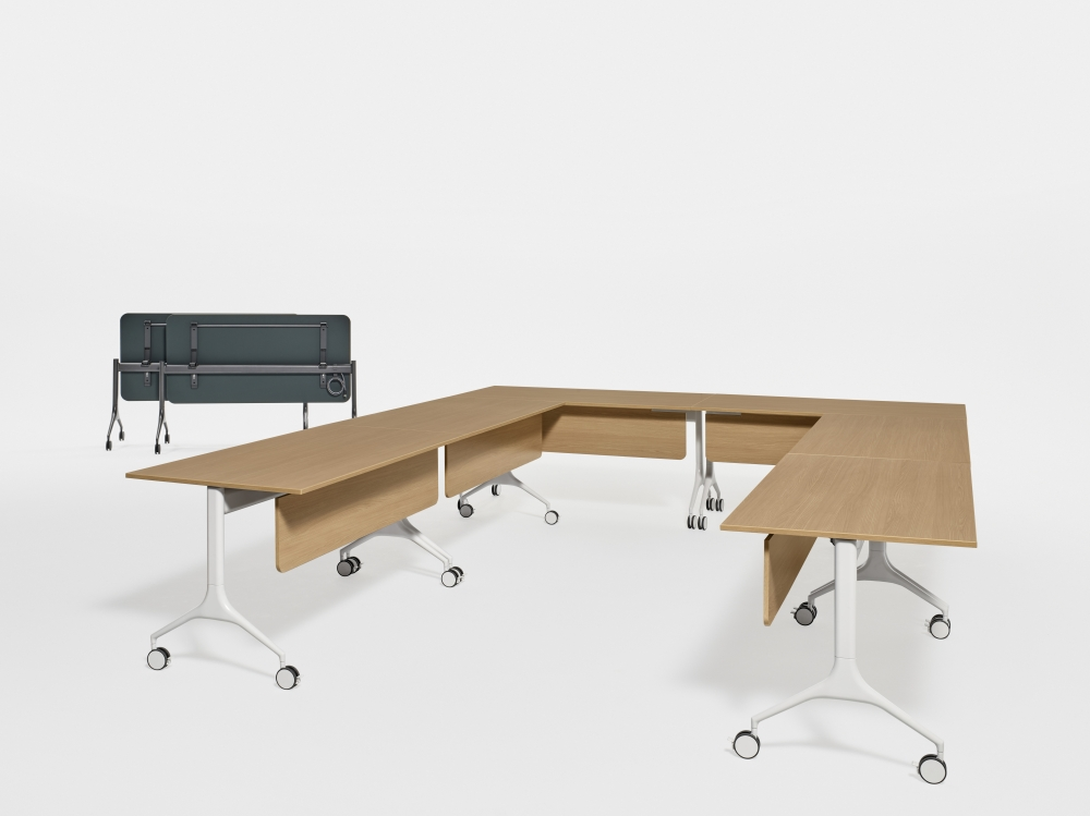 Preview of MYNE IN | Training Tables | U Shape