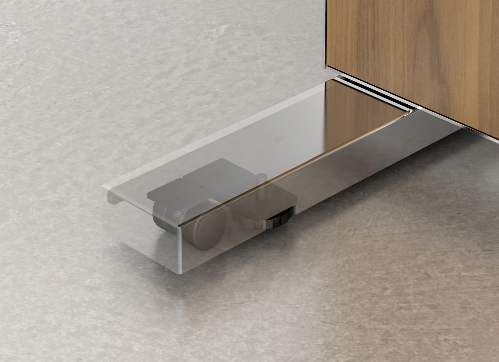 Preview of Approach   Reconfigurable Table   Veneer   Caster and Glide