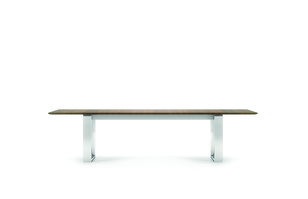 "Preview of Flow | Conference Table | 120"" Rectangle Shape Top 