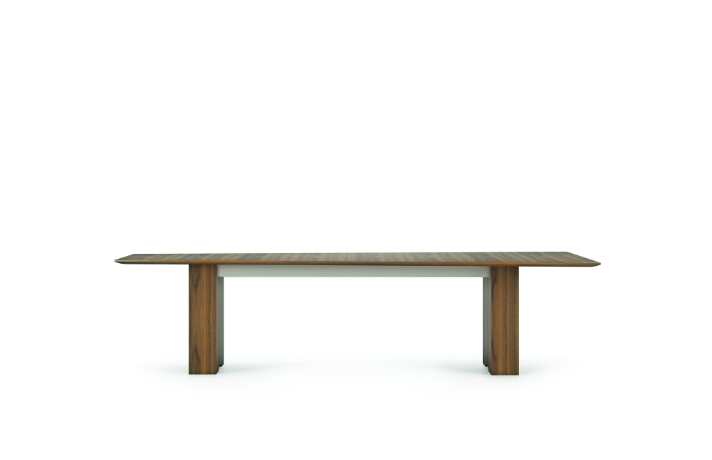 "Preview of Flow | Conference Table | 120"" Sightline Shape Top 