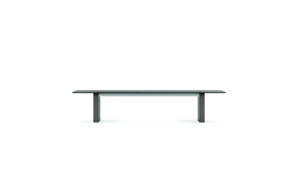"Preview of Flow | Conference Table | 144"" Rectangle Shape Top 