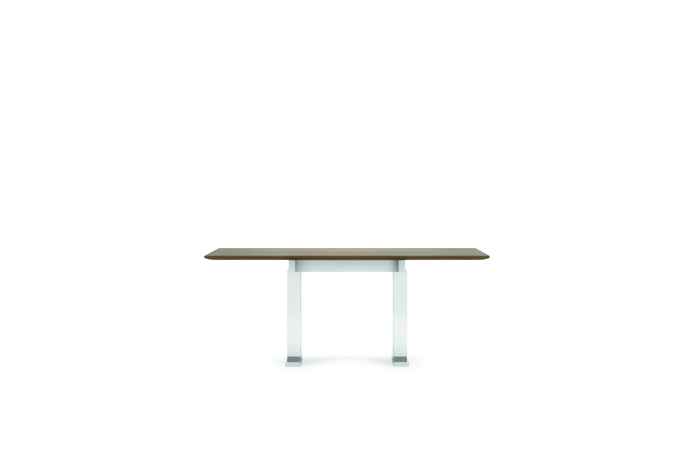 "Preview of Flow | Conference Table |72"" Rectangle Shape Top 