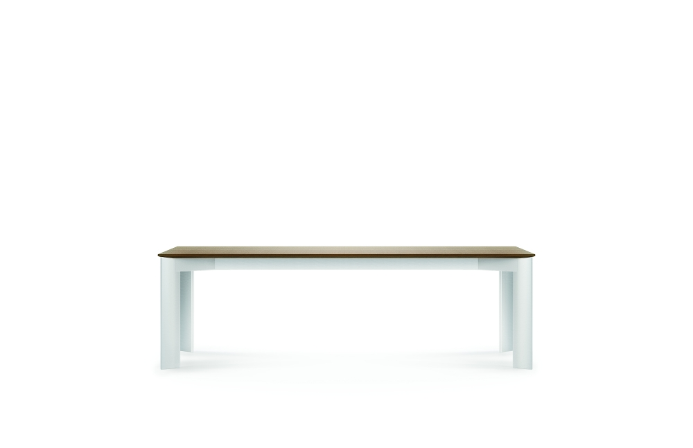 "Preview of Flow | Conference Table | 96"" Rectangle Shape Top 