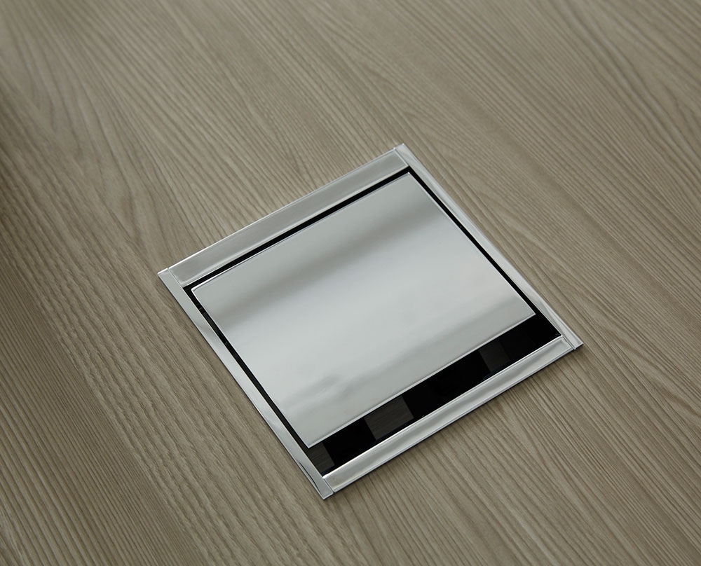 Preview of Power Matrix | Polished Chrome Door | Small Size