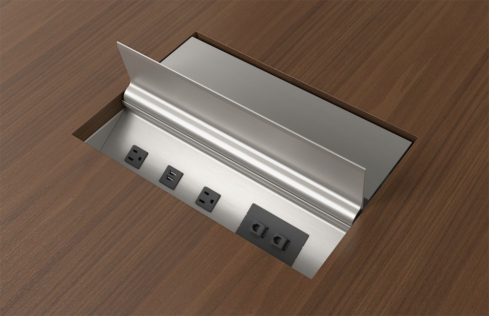 Preview of Power Matrix | Polished Chrome Door | Large