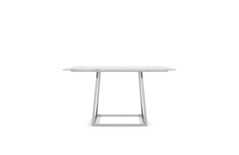 "Preview of Two4Six | Meeting Table | Square 54"" Top 