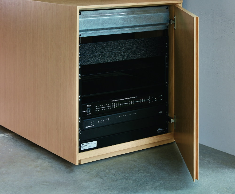 Preview of Two4Six | Credenza Base | AV Rack