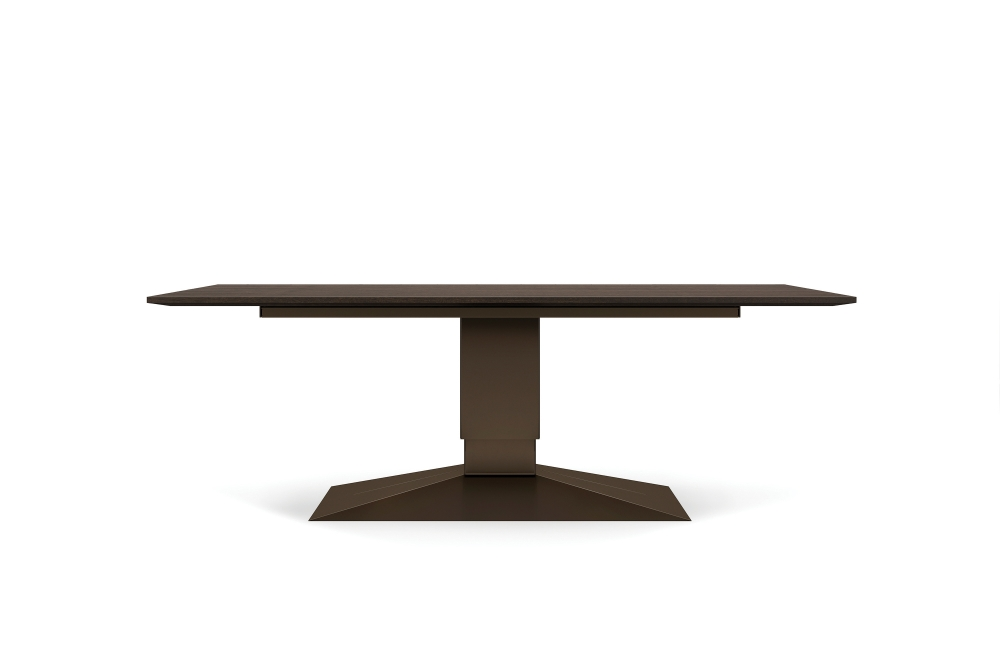 Preview of Two4Six | Meeting Table | Rectangle Veneer Top | Height Adjustable Base