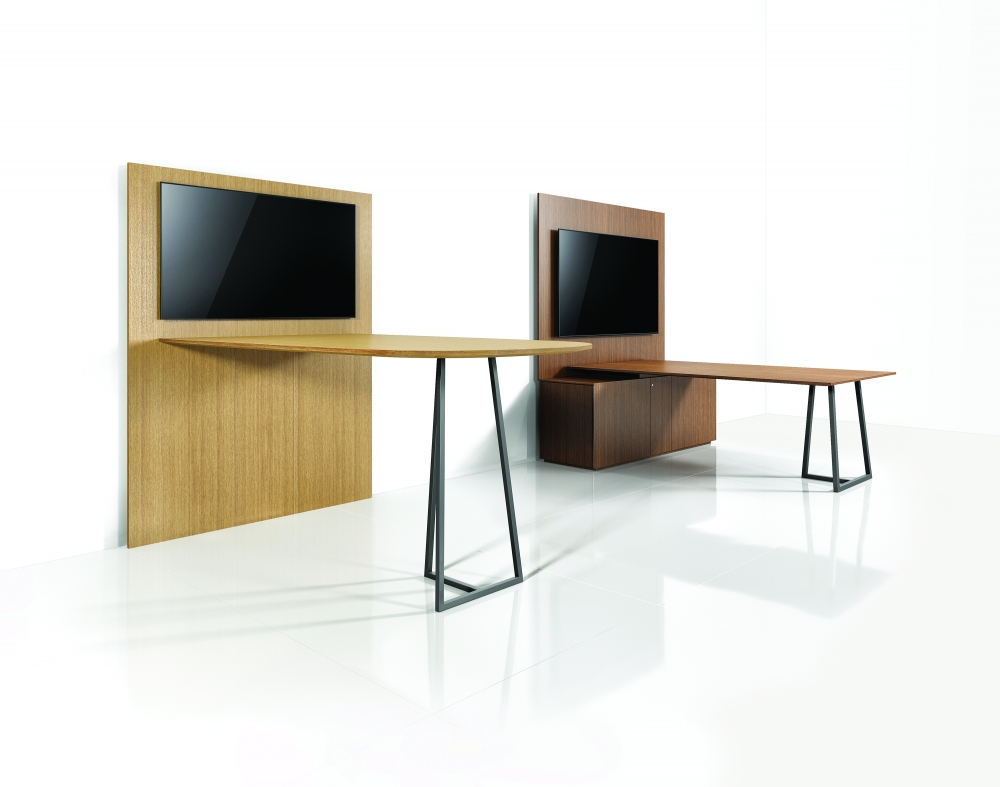 Preview of Two 4 Six | Veneer | Media Tables