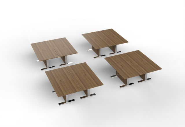 Approach | Cluster Configuration | Walnut Veneer