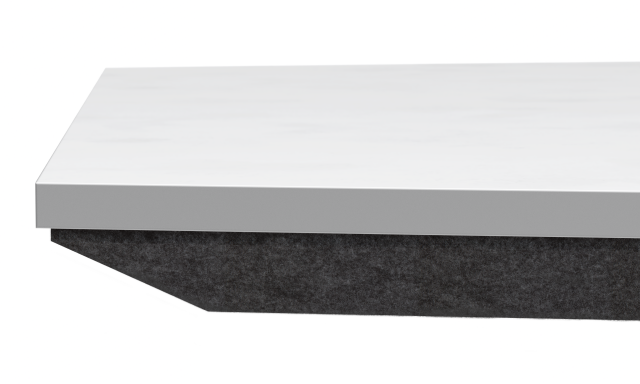 Ascari Conference   Square Edge   Fenix with felt subtop