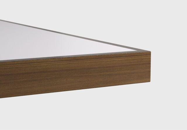 Agility | Reconfigurable Table | Veneer Edge Detail