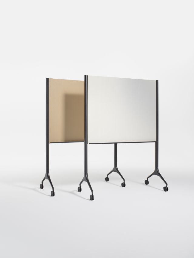 MYNE | Mobile Divider and Marker Board