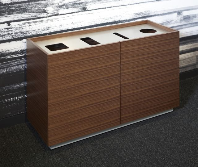 Recycle Center | Paldao Veneer | Chicago Showroom