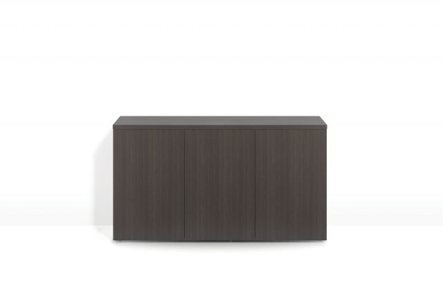 Flow | Credenza | G30 Zinc Veneer | Conference Height