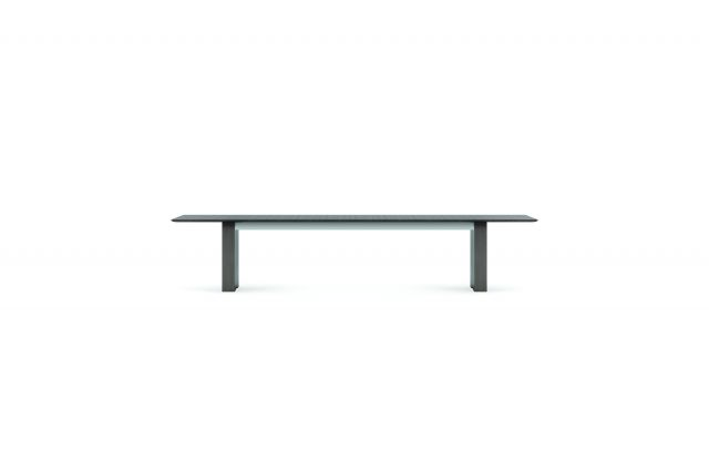 "Flow | Conference Table | 144"" Rectangle Shape Top 