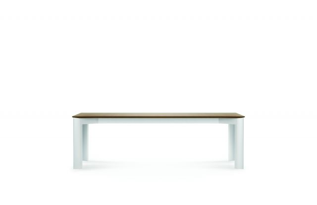 "Flow | Conference Table | 96"" Rectangle Shape Top 