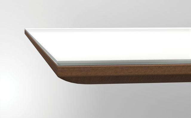 Flow   Glass Cutback   Edge Detail