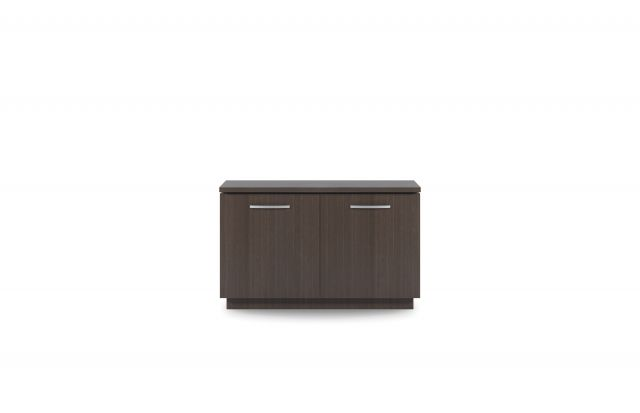 "Performance Credenza | G30 Zinc Walnut Veneer | 48"" Length 