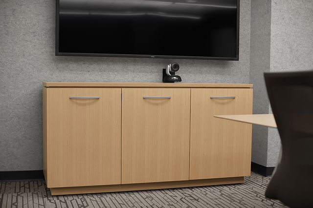 "Performance Credenza |  Veneer | 72"" Length 