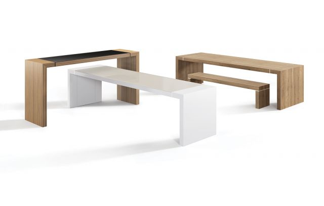 Tesano | Community Table | Bench Grouping
