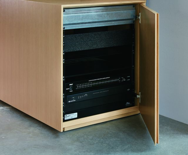 Two4Six | Credenza Base | AV Rack