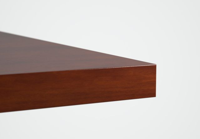 Performance Credenza | Square Edge Detail