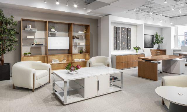 Forena | Media Island | Chicago Showroom