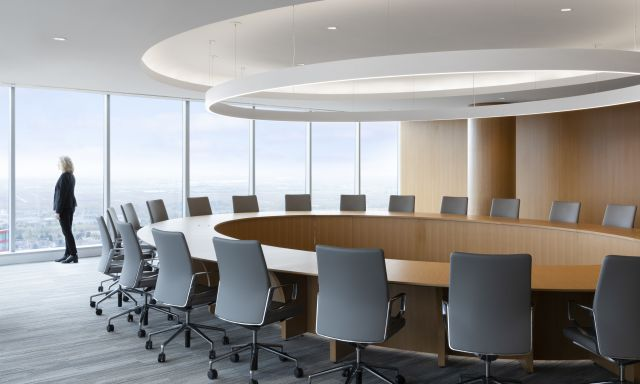 Flowtiva | Custom Enclosed Conference Table