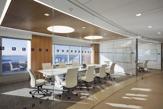 "Tavola | Conference Table | White Glass Top | 144"" L Table 