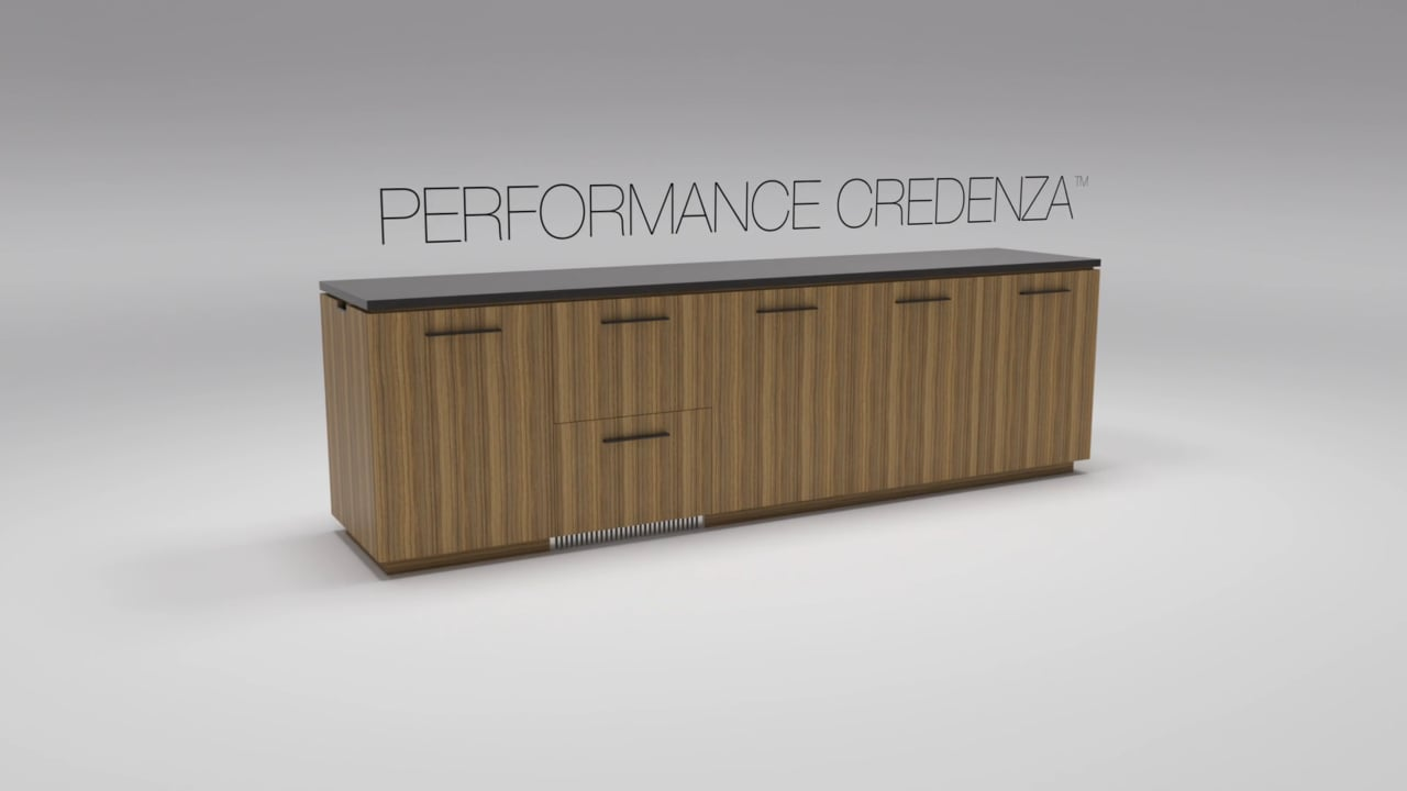 Performance Credenza Animation